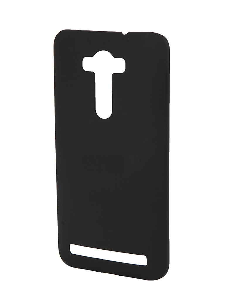 Аксессуар Чехол-накладка ASUS Zenfone 2 Laser ZE550KL 5.5 inch Pulsar Clipcase PC Soft-Touch Black PCC0141<br>