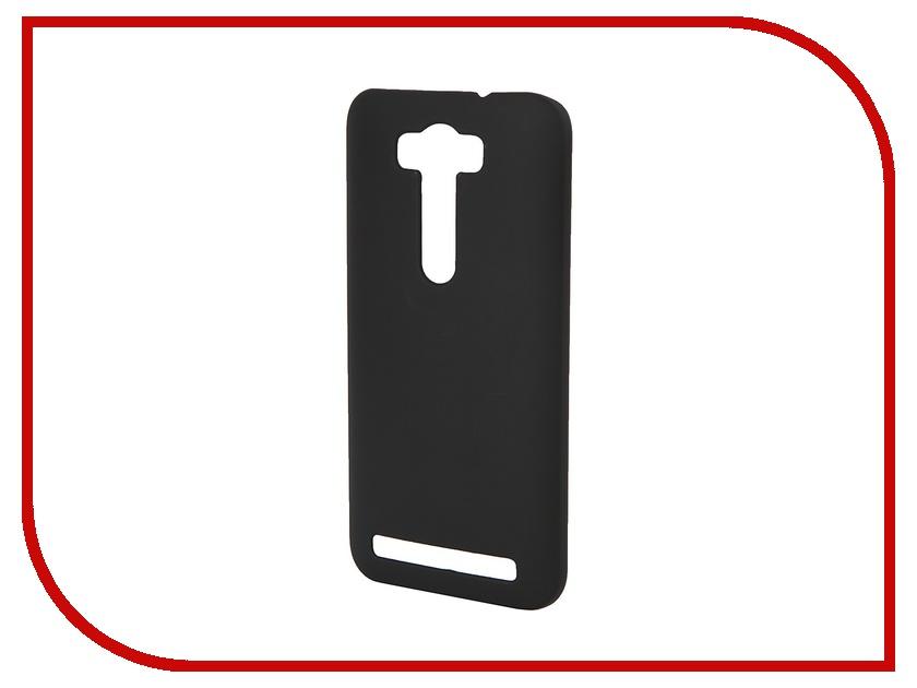 ��������� �����-�������� ASUS Zenfone 2 Laser ZE500KL 5 inch Pulsar Clipcase PC Soft-Touch Black PCC0146