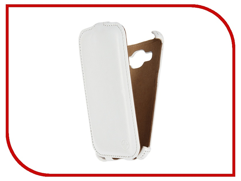 ��������� ����� Samsung Galaxy Core Prime 360H/361H/DS Pulsar Shellcase White PSC0808