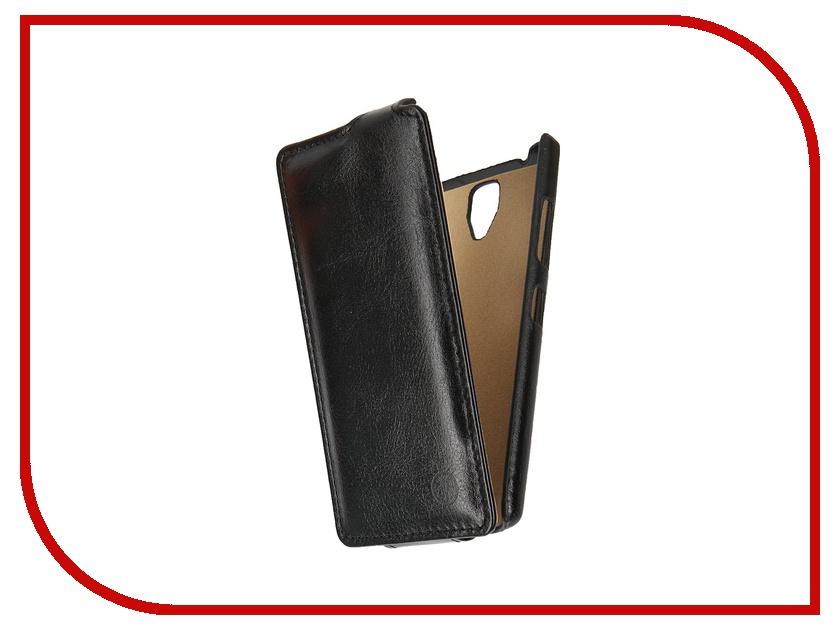 Аксессуар Чехол Lenovo A2010 Pulsar Shellcase Black PSC0815<br>