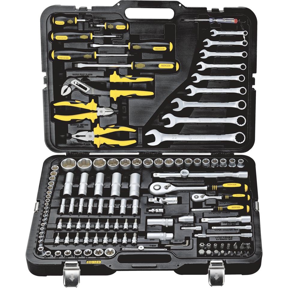 Набор инструмента Berger BG128-1214