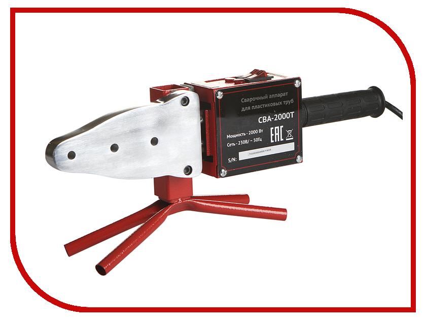 Сварочный аппарат Калибр СВА-2000Т для пластиковых труб