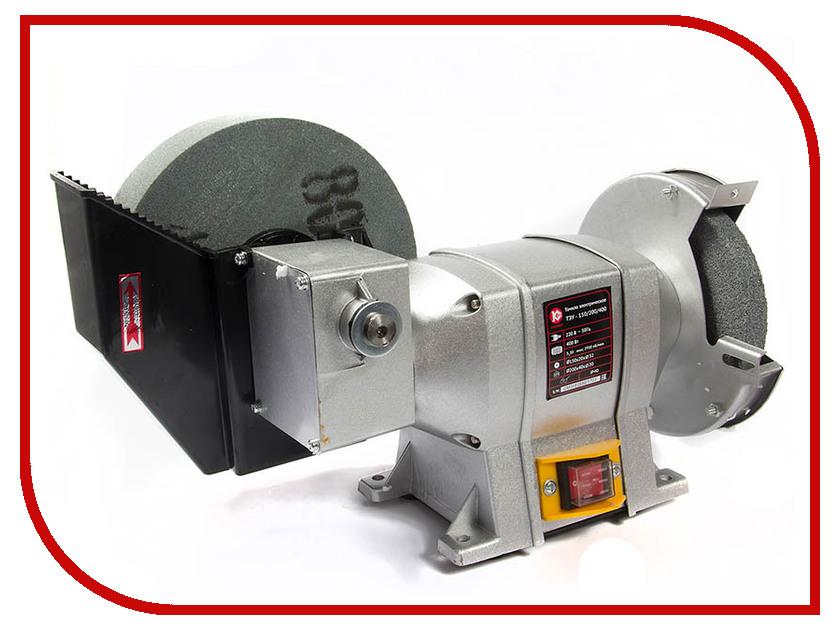 Электроточило Калибр ТЭУ-150/200/400 электроточило kolner kbg 200 370m