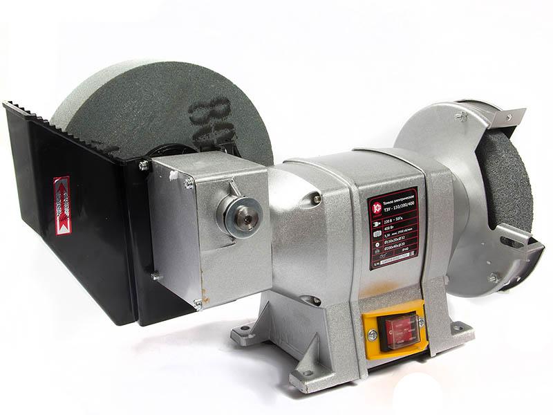 Электроточило Калибр ТЭУ-150/200/400<br>