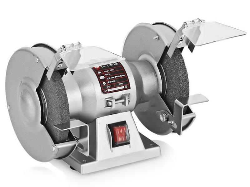 Электроточило Калибр ТЭ-150/300