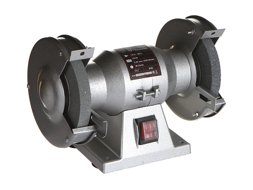 Электроточило Калибр ТЭ-125/250