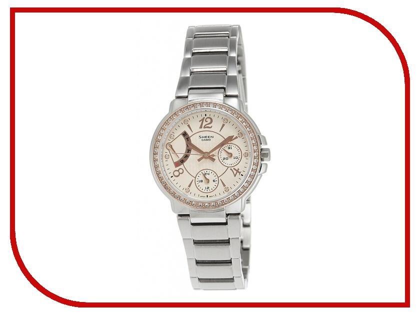 Часы наручные аналоговые Casio SHN-3008BSG-7A<br>