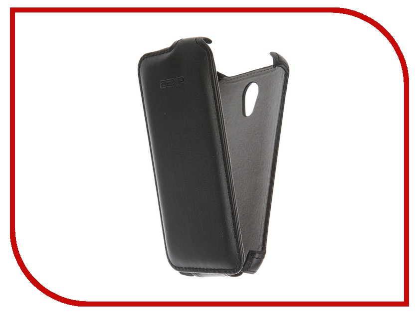 Аксессуар Чехол-флип для DEXP Ixion E2 4 Black huawei honor 6 octa core android 4 4 2 4g bar phone w 5 0 screen wi fi rom 16gb and gps black