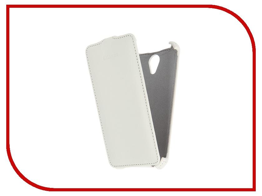 Аксессуар Чехол-флип DEXP Ixion ES145 White клатчи tuscany leather iride кожаная сумка клатч