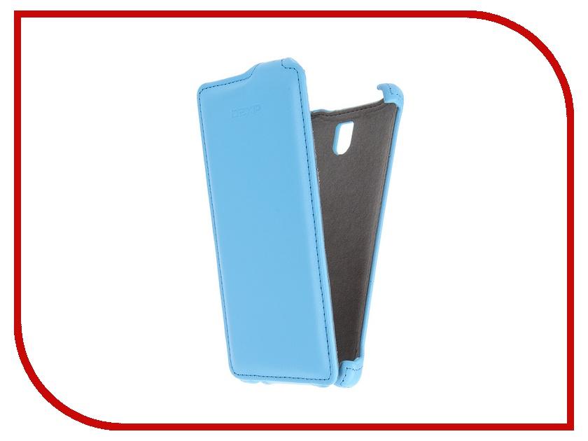 Аксессуар Чехол-флип для DEXP Ixion ES150 Blue