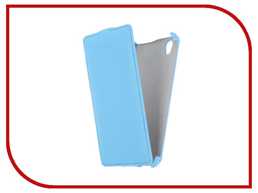 Аксессуар Чехол-флип DEXP Ixion X255 Blue dexp e140 аккумулятор