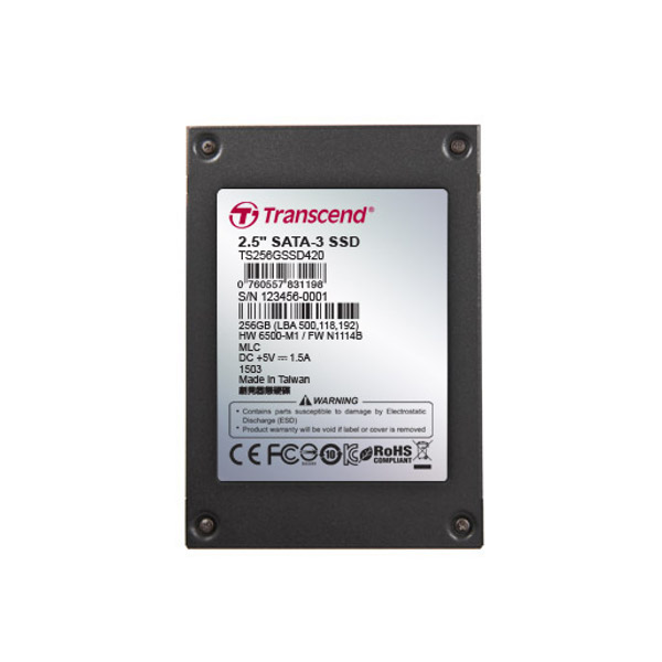 Жесткий диск 256Gb - Transcend TS256GSSD420I<br>