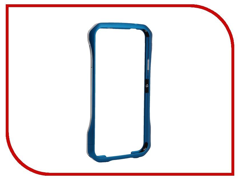 Аксессуар Чехол-бампер Samsung Galaxy S5 DRACO Supernova Blue<br>