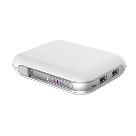 Аккумулятор Robiton Power Bank Li10.4-W White-Silver 13285