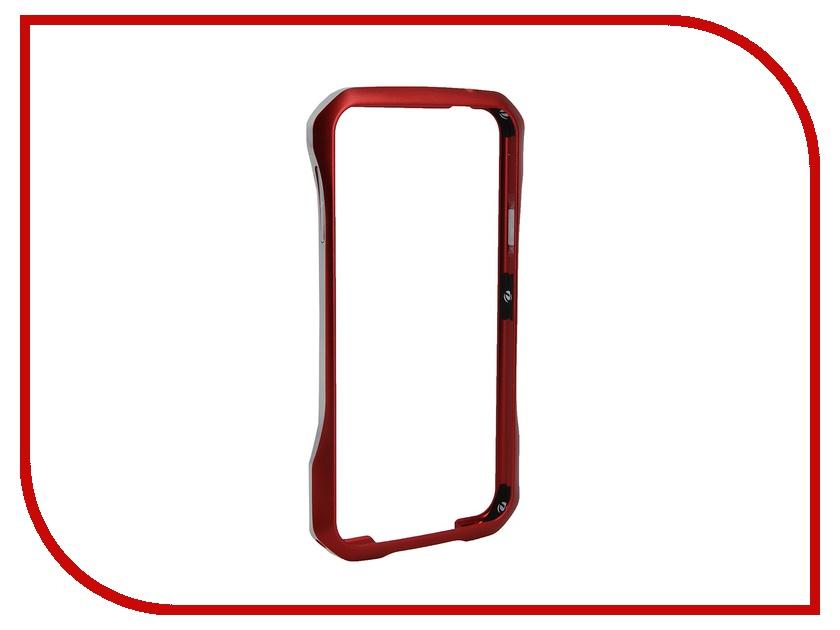 Аксессуар Чехол-бампер Samsung Galaxy S5 DRACO Supernova Red