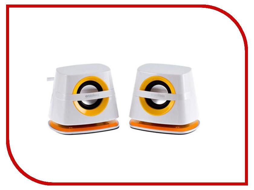 Колонки Enzatec SP610 White
