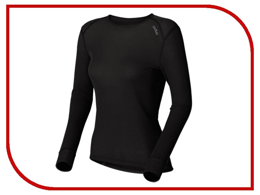 Рубашка ODLO Warm 152021-15000 S Black