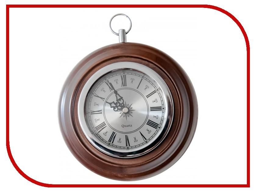 Часы настольные Бриг+ ПБ-04 Silver<br>