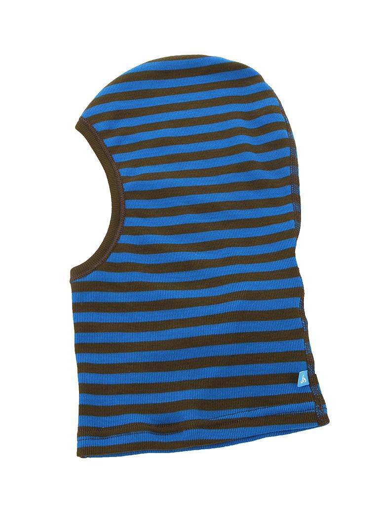 Аксессуар ODLO Warm Print Kids 10609-20948 Blue-Black/Bright-Red
