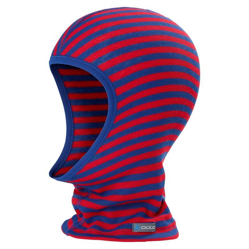 Аксессуар ODLO Warm Print Kids 10609-70239 Bright-Red/Blue