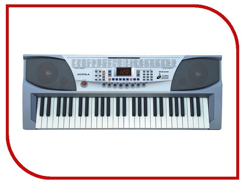 Синтезатор SUPRA SKB-540