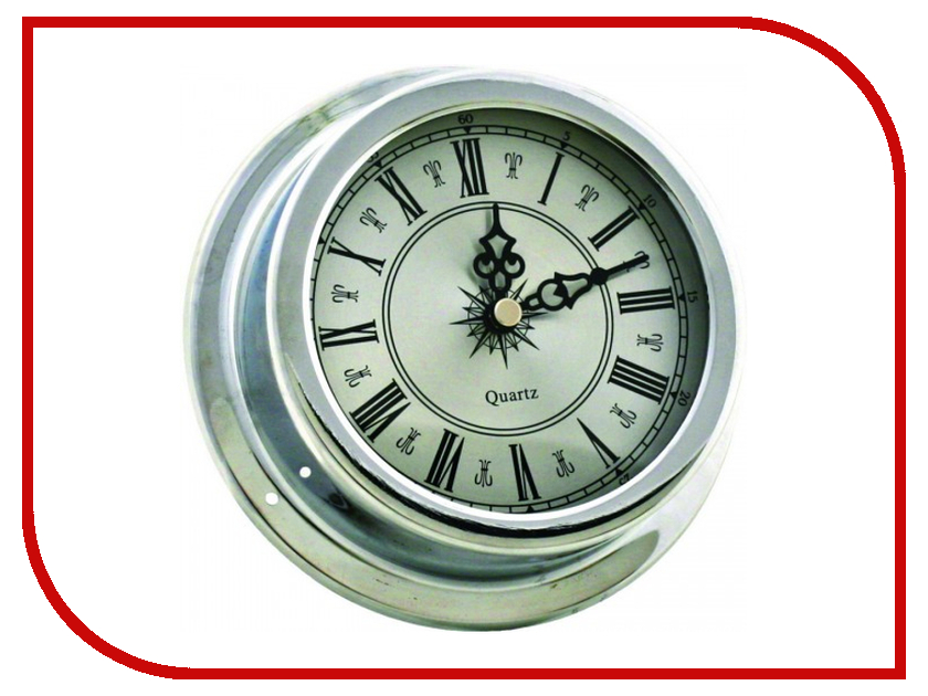 Часы Бриг+ ПБ-18 Silver