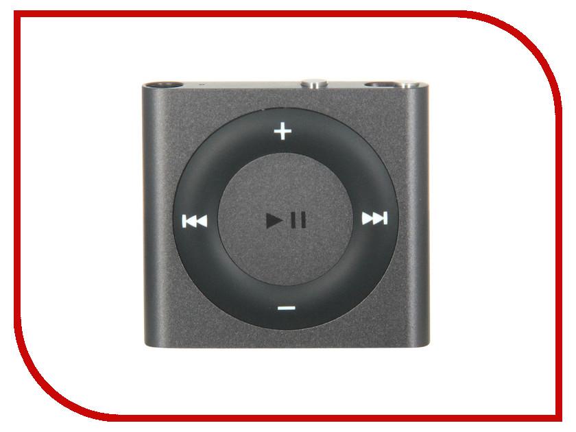Плеер APPLE iPod Shuffle - 2Gb Gray-Space MKMJ2RU/A