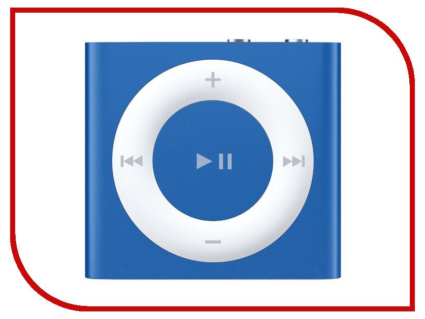 Плеер APPLE iPod Shuffle - 2Gb Blue MKME2RU/A<br>