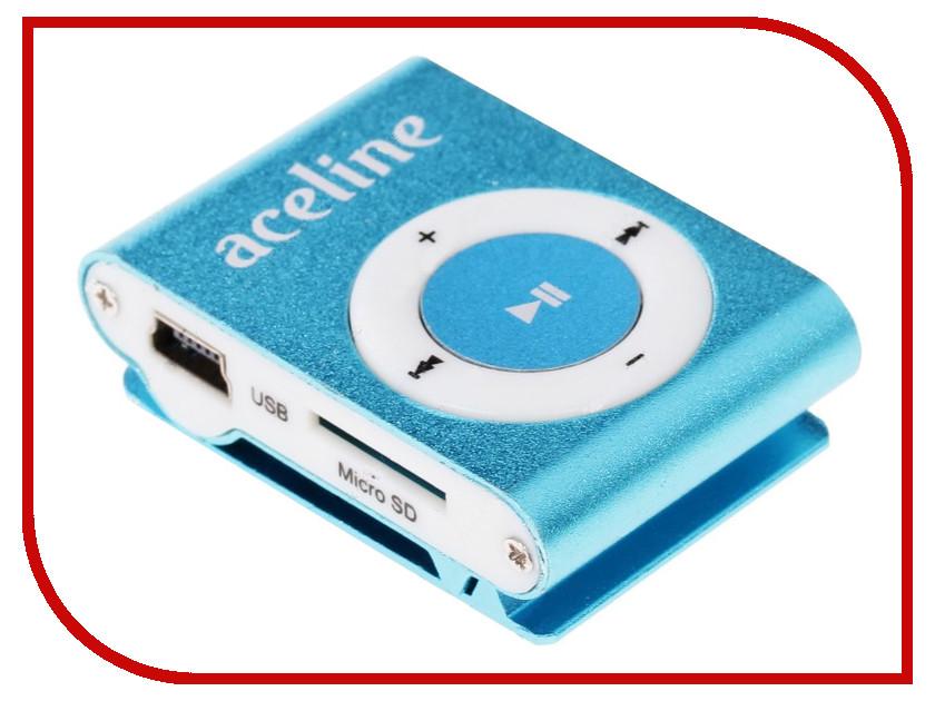 Плеер Aceline i-100 Blue