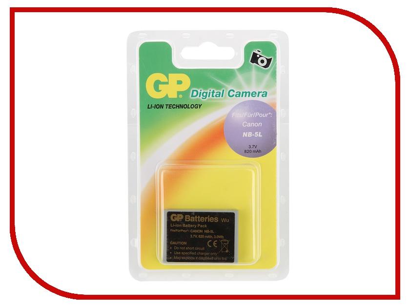 Аккумулятор GP NB-5L DCA005<br>