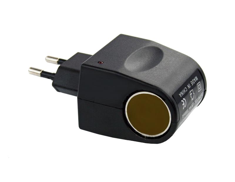 цена на Зарядное устройство Liberty Project GO000516 / Alwise / Ainy - преобразователь конвертер с 220V на 12V прикуриватель