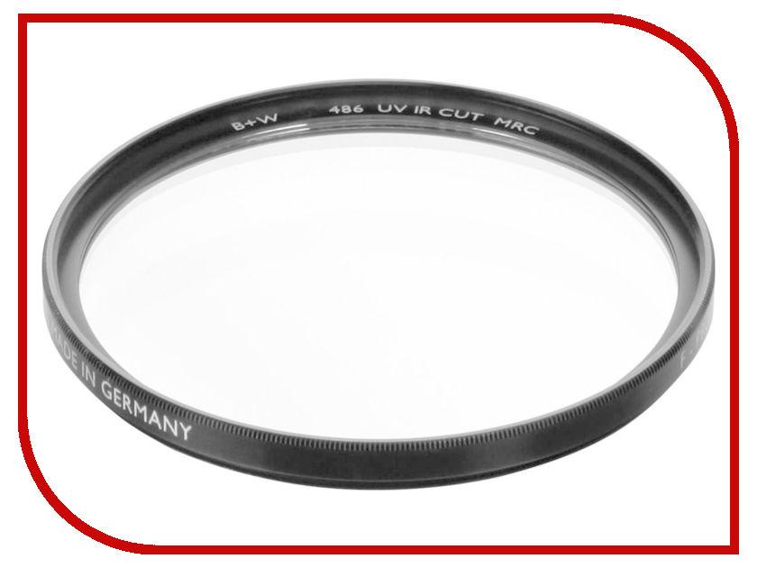 Светофильтр B+W 486 UV-IR-CUT 72mm (31975)<br>