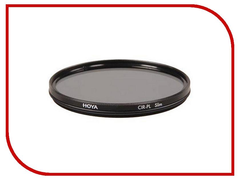 светофильтры 58mm  Светофильтр HOYA TEC Circular-PL SLIM 58mm 77494