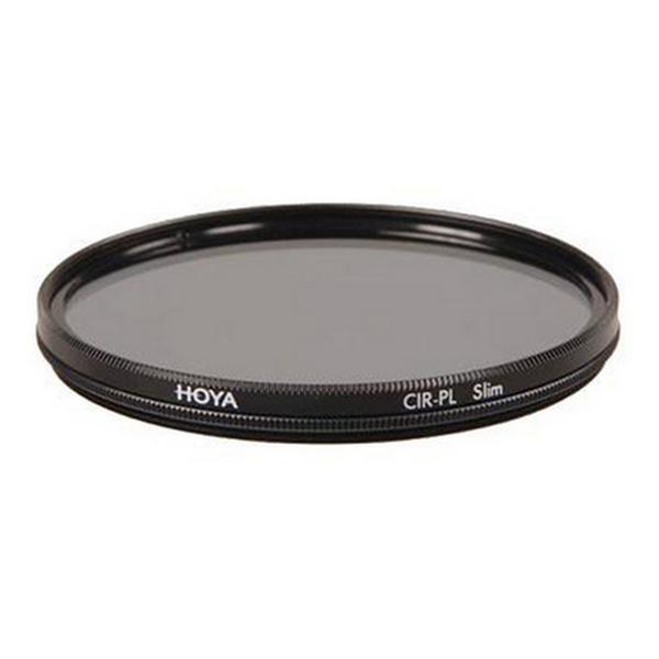 Светофильтр HOYA TEC Circular-PL SLIM 58mm 77494