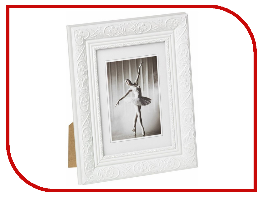 Рамка для фото Walther Barock CR520W 15x20 White<br>