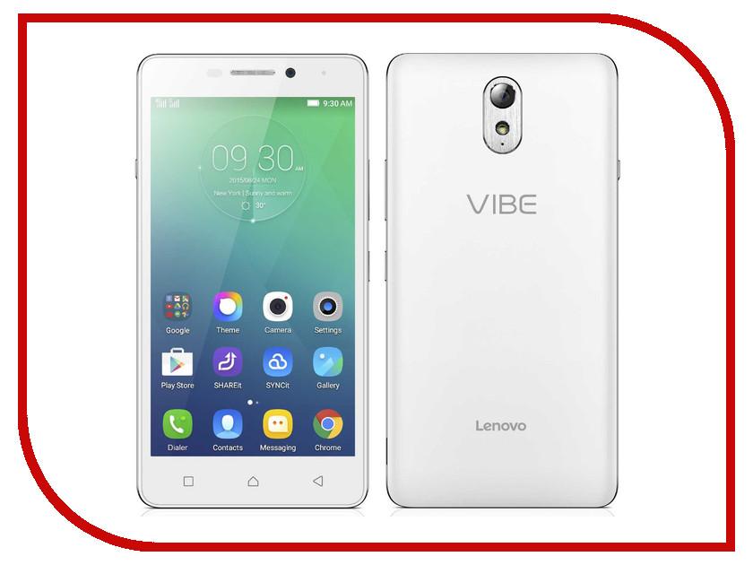 Сотовый телефон Lenovo Vibe P1m mini (P1ma40) White<br>