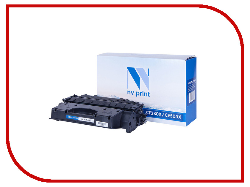 все цены на Картридж NV Print CE505X/CF280X для LaserJet Pro M401d/M401dn/M401dw/M401a/M401dne/MFP-M425dw/M425dn/P2055/P2055d/P2055dn/P2055d онлайн