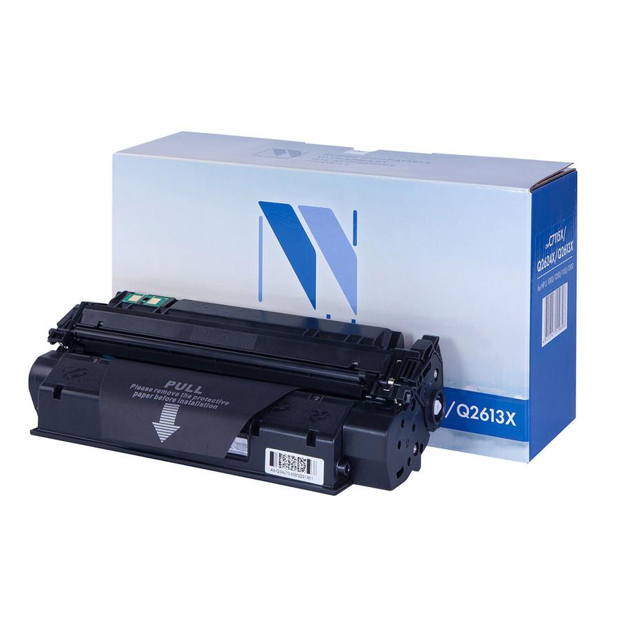 Картридж NV Print C7115X/2624X/2613X для LJ 1000/1200/1150/1300