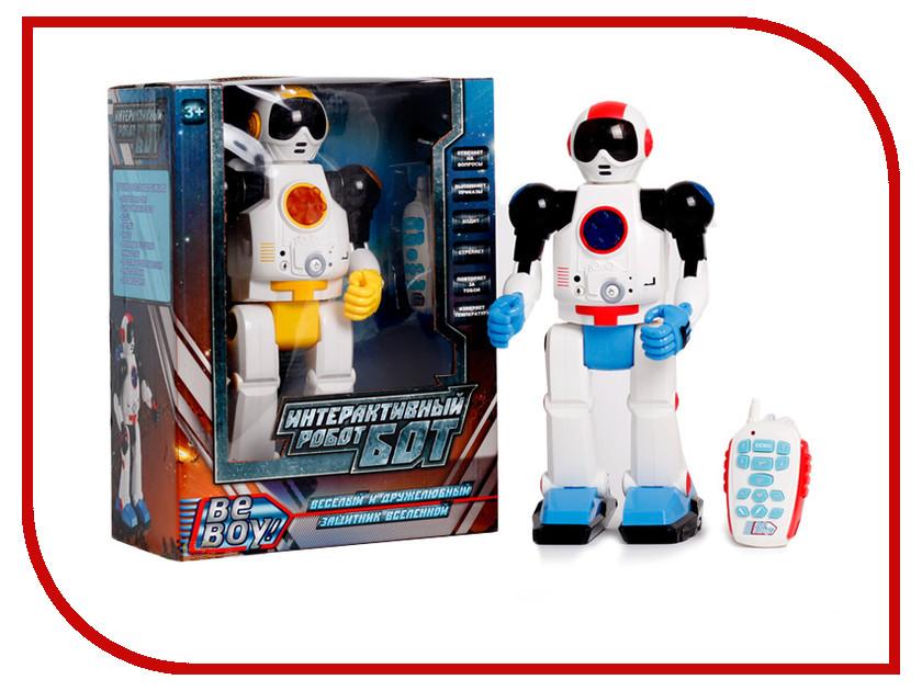 Игрушка BeBoy Робот интерактивный 8514 игра beboy набор полиция it100555 38x26x3cm