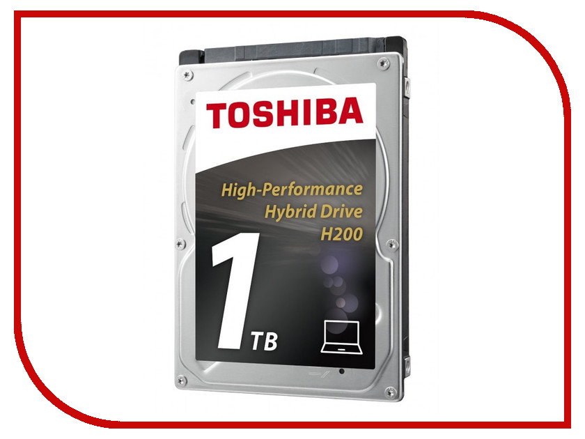 Жесткий диск 1Tb - Toshiba H200 HDWM110EZSTA / HDWM110UZSVA
