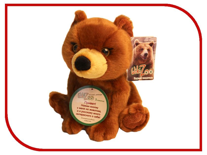 Игрушка Игротрейд Wiki Zoo Медведь 7579<br>