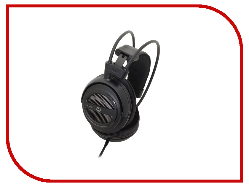 Audio-Technica ATH-AVA400 audio technica ath ls50is 15119537 внутриканальные наушники red