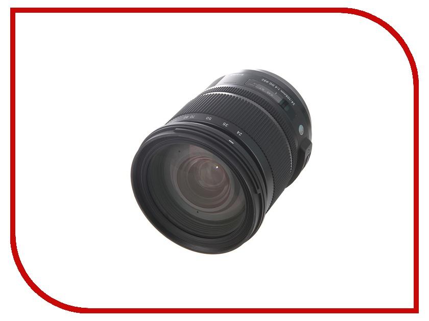 Zakazat.ru: Объектив Sigma Sony / Minolta AF 24-105 mm F/4.0 DG HSM ART