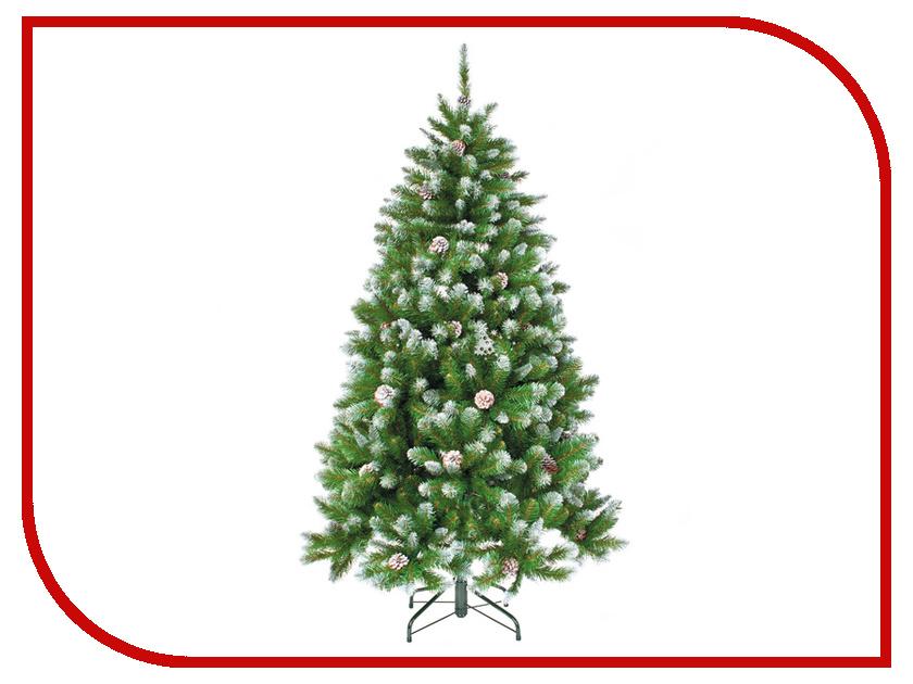 Искусственная Ель Triumph Tree Императрица, с шишками 215cm Заснеженная<br>