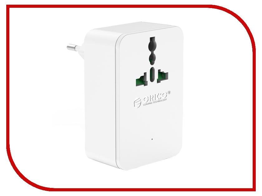 Зарядное устройство Orico S4U 2.4A USB 4-Ports