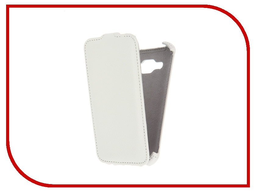 Аксессуар Чехол Samsung Galaxy Core Prime VE SM-G361 Activ Flip Leather White 51649<br>