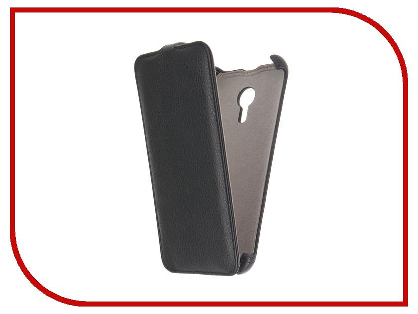 Аксессуар Чехол Meizu MX5 Activ Flip Leather Black 51341<br>