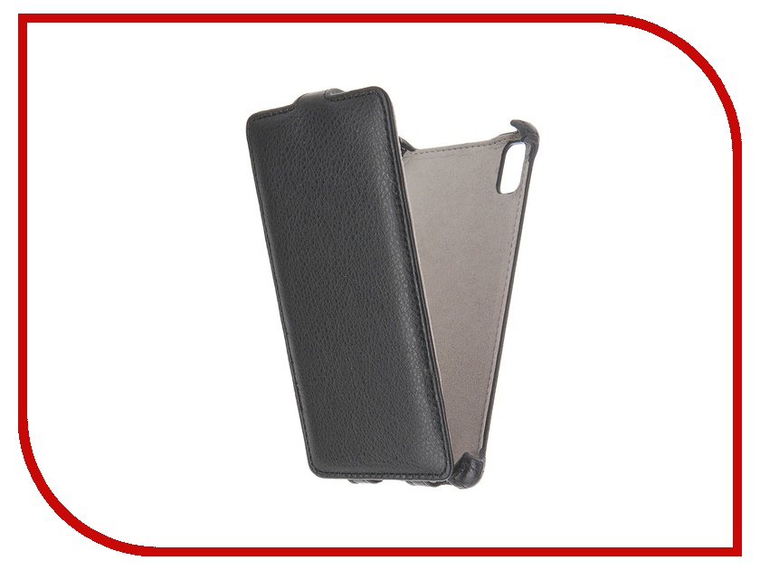Аксессуар Чехол Lenovo Vibe Shot Activ Flip Leather Black 51254