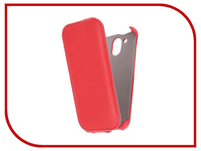 ��������� ����� Flip Activ Leather HTC Desire 326G Activ Flip Leather Red 51318