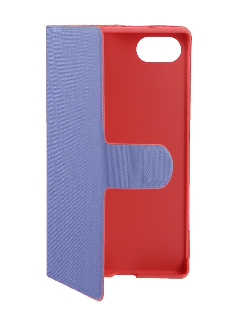 Аксессуар Чехол Sony Xperia Z5 Compact Muvit MFX Chameleon Folio Case Blue-Orange SECHF0002<br>